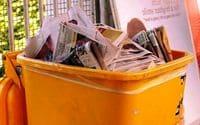 Как учитываются отходы макулатуры в бюджетном учреждении